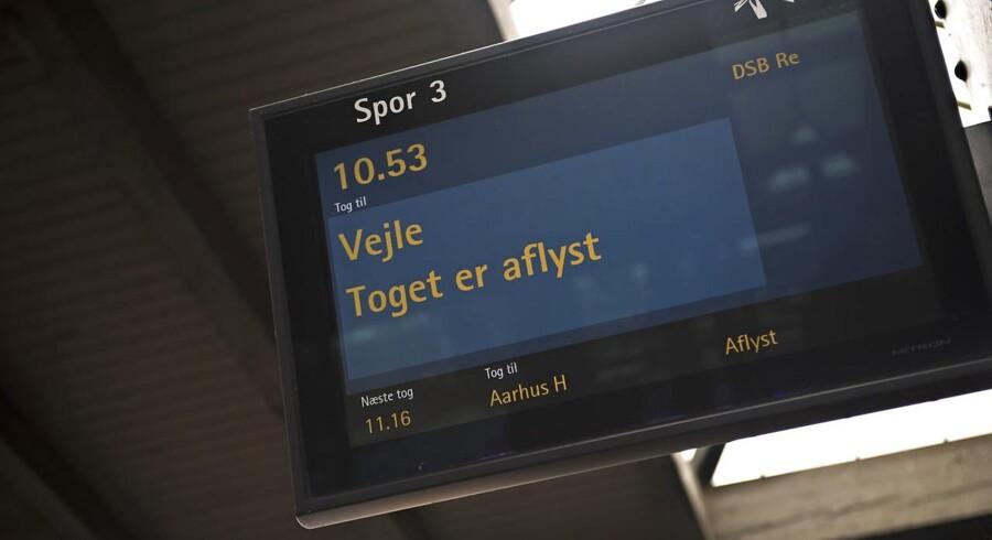 Direktøren for Arriva opfordrer til, at »vi sætter barren højere og er endnu mere ambitiøse end »blot« at ville levere rettidig og driftssikker togtrafik.«