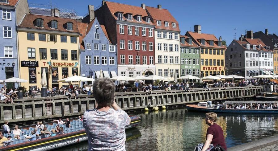 Turister besøger ofte netop steder, der er andelrledes end det, de kender hjemmefra.