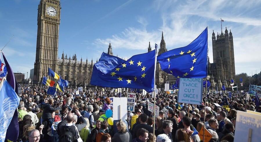 To år efter den britiske EU-afstemning, stiger frustrationerne over Brexit-resultatet. Selv i den britiske højborg for nej-stemmere, Middlesbrough, vokser fortrydelsen frem, skriver Torben Steno, som netop har besøgt byen.