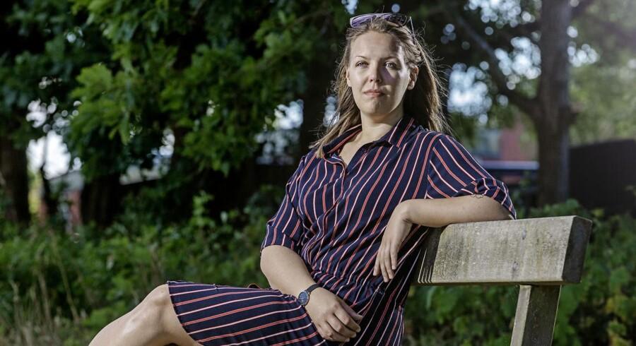 Susan Lehmann Nielsen er uddannet sociolog og søger stadig en fuldtidsstilling. Men det er ikke nemt for unge akademikere, som særligt i det offentlige ansættes i midlertidige stillinger.