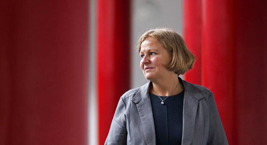 Birgitte Vedersø, formand for Danske Gymnasier.
