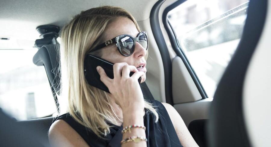 Camilla Frank er direktør for modeugen. Berlingske fulgte hende i timerne op til åbningen.