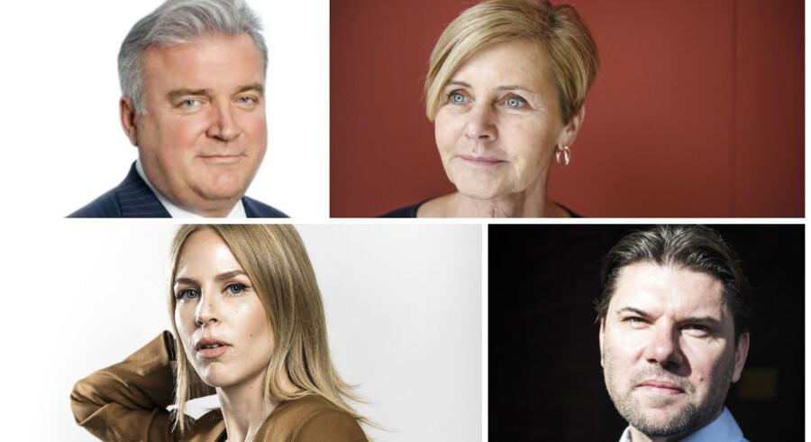 Foto: Anne Bæk, Thomas Lekfeldt og NIELS AHLMANN OLESEN.