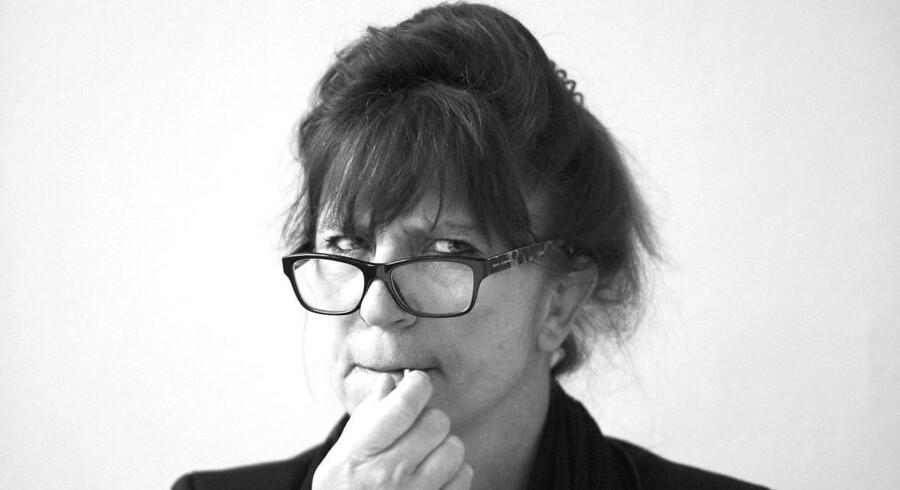 Hvis dette er en »klumme«, så må du kalde Susanne Staun for »kvinde«. Berlingskes sprogpedant advarer om, hvor galt det kan gå, hvis man bruger anførselstegn forkert.