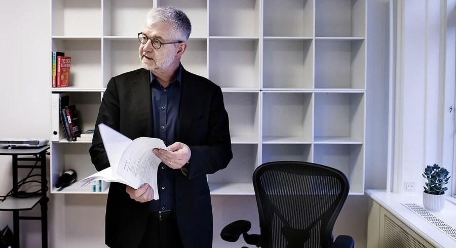 Formand for ledelseskommissionen Allan Søgaard Larsen.