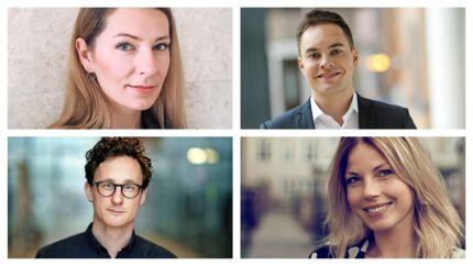 Berlingske Business Magasin præsenterer Talent100 2018. Her er 100 unge talenter, der har ydet ekstraordinære præstationer på jobbet og opnået stort ansvar og stærke resultater i en tidlig alder.