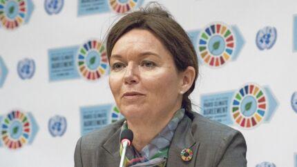 Lise Kingo har viet karrieren til arbejdet med virksomhedernes sociale ansvar. Foto: Albin Lohr-Jones/Getty Images