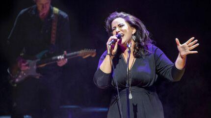 Lisa Nilsson under koncerten i DR Koncerthuset lørdag den 17. september 2018.