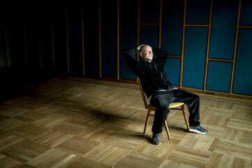 Anders Matthesen er atter engang klar til at gå på scenen. Denne gang med et show, der er større end nogensinde før.