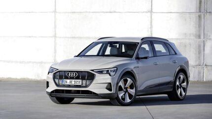 Den forventede pris for Audis første elbil startede langt over millionen, men regeringens nye udspil har gjort, at Audi forventer en pris på cirka 935.000 kr.