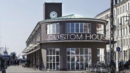 Custom House i Havnegade.