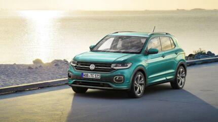 Den kommer ikke først, men den kommer stærkt - T-Cross er Volkswagens våben i kampen om mini-SUV-klassen
