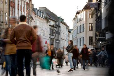 Der er færre danskere, der lever så meget over evne, at de bliver registreret i RKI. Arkivfoto: Linda Kastrup