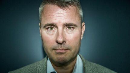 Portræt af 52-årige Henrik Sass Larsen (S).
