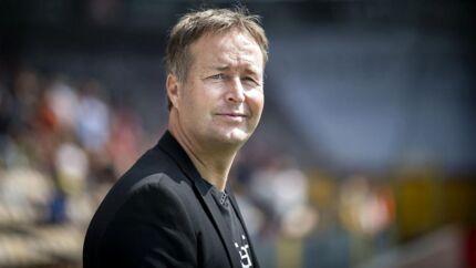 Kasper Hjulmand bliver ny dansk landstræner.