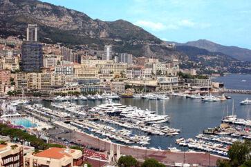 Monaco er den oplagte startby for et tredages automobilt eventyr langs med Cote d'Azur.