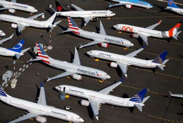 Udvidelse af sikkerhedsanalyser tvinger parkerede Boeing MAX-fly til at blive på jorden resten af året.