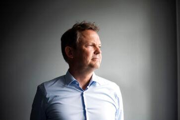 Embedsmanden Ulrik Nødgaard oplevede finanskrisen indefra. Sidenhen skiftede han til finanssektoren, da han blev chef for branchens lobbyorganisation, Finans Danmark.