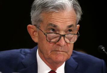 Denne mand – den amerikanske centralbankchef – kan afgøre aktiemarkedets skæbne på fredag. Foto: Reuters/Leah Millis/Ritzau Scanpix