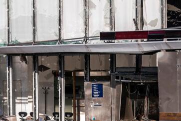 Svensk politi har foretaget nye beslaglæggelser i forbindelse med eksplosionen mod Skattestyrelsen.