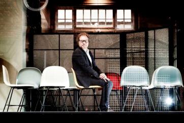 Gubis stifter og kreative chef Jacob Olsen forlader posten som direktør i selskabet.