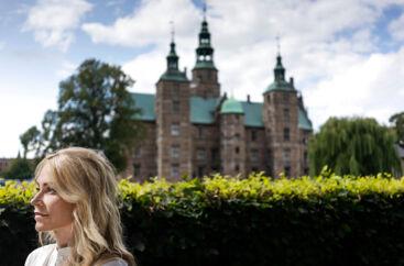 »Jeg nyder dagligt Københavns storslåede arkitektur, herunder Rosenborg Slot og Kongens Have.«