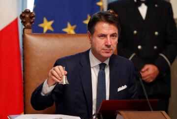 Premierminister Giuseppe Conte ringer ind til det første møde i den nye regering, hvor EU-venlige socialdemokrater har afløst Matteo Salvinis højrenationale Lega som Femstjernebevægelsens koalitionspartnere.