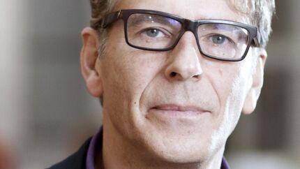 Den svenske professor Magnus Söderlund vakte vrede, da han spurgte deltagere ved en madmesse, om de kunne tænke sig at prøve at spise menneskekød. Privatfoto