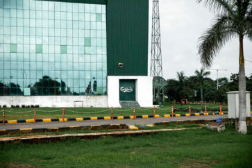 Danish brewery Carlsberg is the third largest brewery in India. Foto: Ali Monis Naqvi