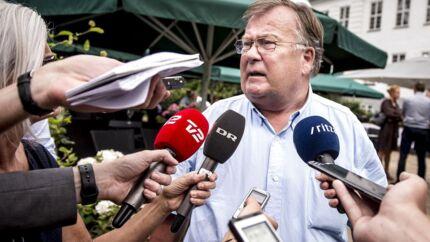 Claus Hjort Frederiksen støtter Inger Støjberg som ny næstformand i Venstre.