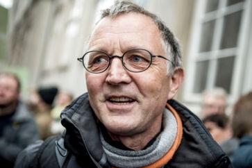Formand for Danmarks Lærerforening Anders Bondo Christensen. Arkivfoto. Tirsdag den 30. oktober 2018.. (Foto: Mads Claus Rasmussen/Ritzau Scanpix)