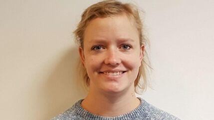 Mette Larsen er laborant hos Novozymes og har aktivt arbejdet med at forbedre feedback-kulturen på sin arbejdsplads.