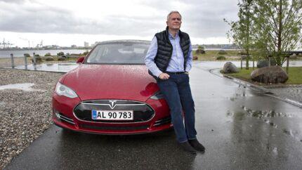 Bestyrelsesformand Kurt Larsen forlader DSV. Arkivfoto: Niels Ahlmann Olesen