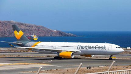 Den britiske rejsegigant Thomas Cook, som ejede en række fly, er et af de selsakber, som er gået konkurs.