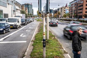 Det er blandt andet med denne udsigt ved Kalvebod Brygge, at København vil profilere sig som en moderne bæredygtig by.