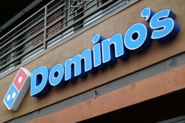 En blind mand har i USA sagsøgt pizzakæden Dominos, fordi det ikke var muligt for ham at bestille en pizza på kædens hjemmeside. Arkivfoto: Lucy Nicholson/Reuters/Ritzau Scanpix