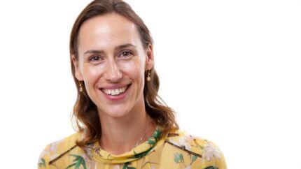 Anne Sophie Sehested Münster står bag netværket og virksomheden Inspired Beyond Babies. Målet er at give forældre på orlov mulighed for at bevare det faglige fokus, mens de går hjemme med deres børn.