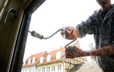 Ifølge Nordsjællands Politi har efterårsferien, der kun netop er begyndt, allerede budt på mange indbrud. Arkivfoto: Lars Rievers/Rtizau Scanpix