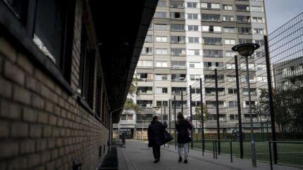Lundtoftegade er et af syv almene boligområder i København på den såkaldte ghettoliste.