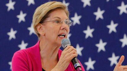 Præsidentkandidat Elizabeth Warren vil have offentlig sygesikring til alle. Hun fastholder, at det nye system ikke vil føre til skatteforhøjelser for middelklassen.