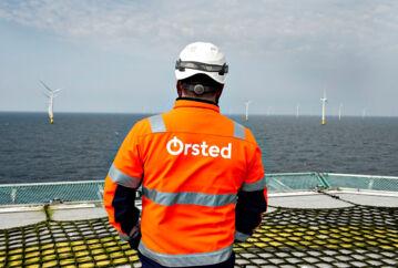 I flere år har Ørsted efter politisk ønske uden held forsøgt at sælge et centralt olierør, der løber fra Nordsøen og gennem Danmark. ARKIVFOTO