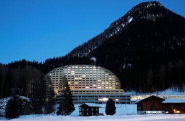 Verdens ledere og topchefer har netop mødtes på blandt andet Intercontinental Hotel i schweiziske Davos til World Economic Forums årsmøde.