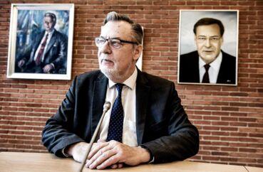 ARKIVFOTO: Ishøjs borgmester, Ole Bjørstorp