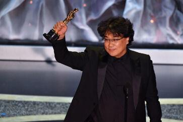 Den store opmærksomhed, den sydkoreanske film »Parasite« har oplevet, efter at vinde fire Oscar-stauetter, kan mærkes hjemme i Sydkorea. Her ses instruktøren af filmen Bong Joon-Ho.