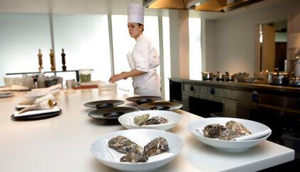 Geranium er en af de danske Michelin-restauranter, det går godt for.