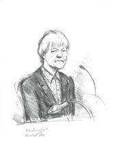 Retssagen mod Britta Nielsen blev tirsdag afgjort i Københavns Byret.