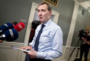 »Det afgørende er, at vi i Danmark bevæger os derhen, hvor sex mellem to mennesker er voldtægt, hvis det ikke er frivilligt,« sagde Nick Hækkerup, der onsdag præsenterede sit bud på en ny voldtægtslovgivning efter, at Straffelovrådet kom med en anbefaling til den ny lov.