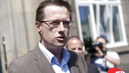 Thorkild Fogde, der er udnævnt til rigspolitichef, kommer fra posten som direktør for Kriminalforsorgen. Billedet er fra august 2019.