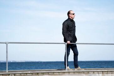 Lars Jeremiassen ville levere ansigtsmasker, håndsprit og testkit til Sundhedsministeriet – men han hørte aldrig fra dem.