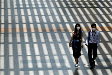»Forhåbentlig vil vi - næste gang en pandemi rammer os - være mere velforberedt,« skriver Lilian Parker Kaule.
